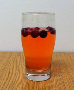 Напиток из шиповника
