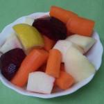 Сок фрукты-овощи