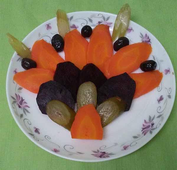 овощи свекла,морковь,огурец,маслины