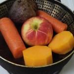 Овощи на пару.