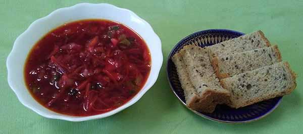 Постные супы для Великого поста.