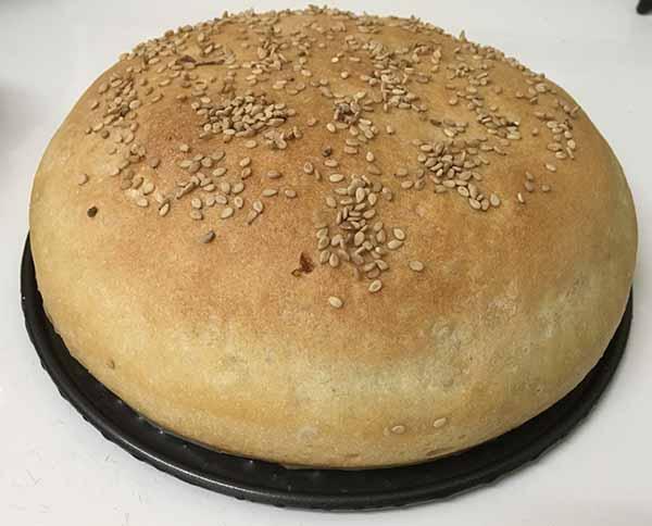 Хлеб домашний в духовке