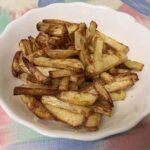 Картофель - фри (соломка, брусочки и чипсы) в аэрогриле.